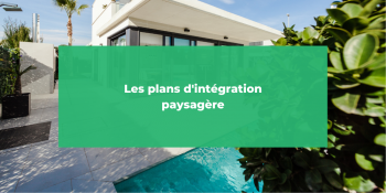 PLANS INTEGRATION PAYSAGERE