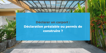 declaration carport